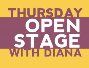 Open Stage with Diana @ Finley's Bar and Grill